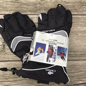 Head Outlast Adult Ski Snowboard Outdoor Gloves Sm